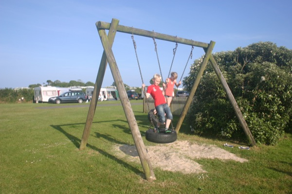 The Treveor Farm Playground